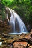 Cachoeira Djur-Djur Foto de Stock Royalty Free