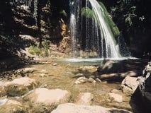 Cachoeira Djur Druj Crimeia imagens de stock