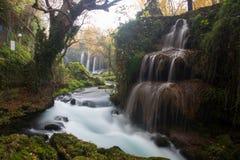 Cachoeira do antro do ¼ de DÃ fotografia de stock royalty free