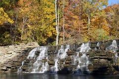 Cachoeira do antro do diabo fotos de stock royalty free