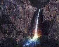 Cachoeira do arco-íris Fotografia de Stock Royalty Free