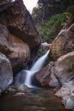 Cachoeira do barong de Curug Imagens de Stock Royalty Free