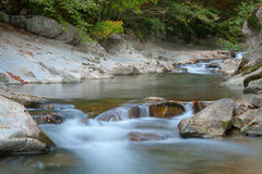 Cachoeira do cubo Imagem de Stock Royalty Free