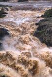 Cachoeira do desfiladeiro de Barron Imagem de Stock Royalty Free