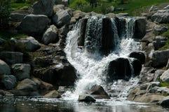 Cachoeira do escritório   Fotos de Stock