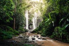 Cachoeira do Fahrenheit de Mork Imagens de Stock Royalty Free