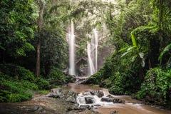 Cachoeira do Fahrenheit de Mork Imagens de Stock