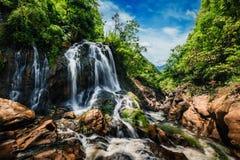 Cachoeira do Gato-gato, Vietname Foto de Stock Royalty Free