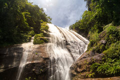 Cachoeira do Gato Stock Image