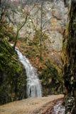 Cachoeira do gelo Foto de Stock