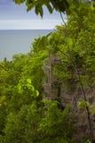 Cachoeira do juga de Valaste em Estônia Imagem de Stock Royalty Free