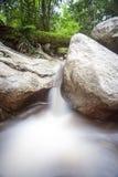 Cachoeira do movimento Fotografia de Stock