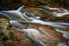 Cachoeira do movimento lento Imagem de Stock