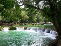 Cachoeira do Noi do Sao de Chet Imagens de Stock Royalty Free