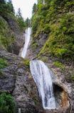 Cachoeira do pas-de-deux Imagem de Stock Royalty Free