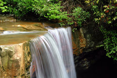 Cachoeira do pepino foto de stock royalty free