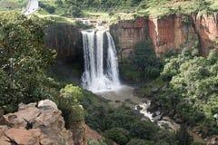 Cachoeira do rio de Elands Fotos de Stock Royalty Free