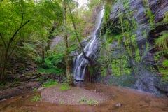 Cachoeira do rio de Hortas, Imagem de Stock Royalty Free