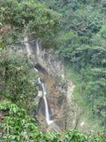 Cachoeira do rio Recio em LÃbano, Tolima, Colômbia Imagens de Stock Royalty Free