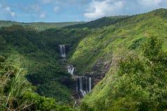 Cachoeira do tamarindo Fotos de Stock