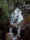 A cachoeira do templo Foto de Stock Royalty Free