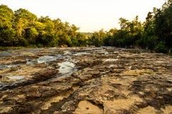 Cachoeira do tong de Chai Foto de Stock