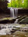 Cachoeira do vale de Cuyahoga Fotografia de Stock