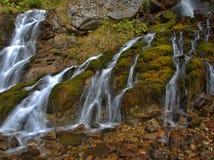 Cachoeira do vale de Spumoasa fotos de stock