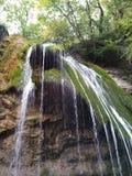 Cachoeira do verão de Crimeia Imagem de Stock