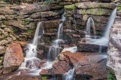 Cachoeira do vil de Popok Imagens de Stock
