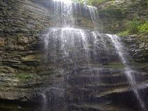 Cachoeira do xisto Fotos de Stock