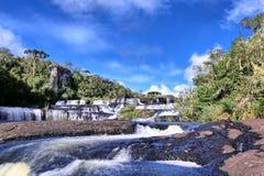 Cachoeira dos Venancios Royalty Free Stock Photo