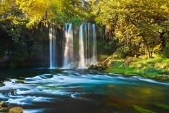 Cachoeira Duden em Antalya Turquia Foto de Stock