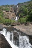 Cachoeira Dudhsagar Foto de Stock Royalty Free