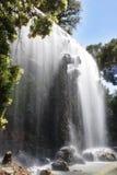 Cachoeira em agradável Fotografia de Stock Royalty Free