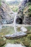 Cachoeira em Almese a, Itália Foto de Stock Royalty Free