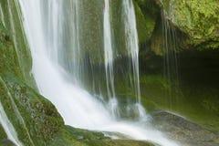 Cachoeira em Autoire fotografia de stock royalty free