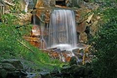 Cachoeira em Baixa Saxónia, Alemanha imagem de stock royalty free