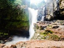 Cachoeira em Bali Imagens de Stock