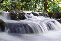 Cachoeira em Banguecoque Tailândia Imagens de Stock Royalty Free