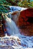 Cachoeira em Brevard, NC Imagens de Stock Royalty Free