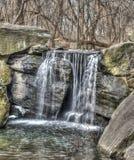 Cachoeira em Central Park Imagens de Stock Royalty Free
