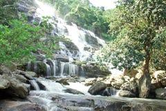 Cachoeira em Chiang Mai Foto de Stock