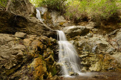 Cachoeira em Chipre Foto de Stock Royalty Free