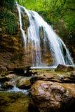 Cachoeira em Crimeia fotos de stock