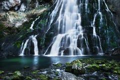 Cachoeira em Golling foto de stock