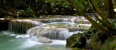 Cachoeira em Kanchanaburi Imagens de Stock Royalty Free