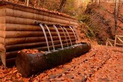 Cachoeira em sete lagos Foto de Stock Royalty Free