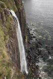Cachoeira em Skye, Scotland Fotografia de Stock Royalty Free