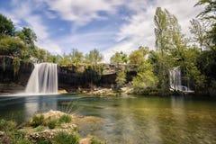 Cachoeira em spain fotografia de stock royalty free